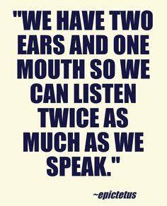 Talk Less Listen More For Interviewing Success Inspirehq
