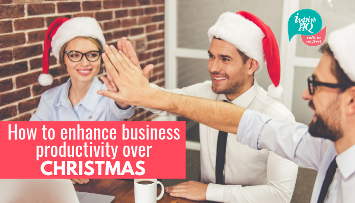 how-to-enhance-business-productivity-over-christmas